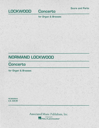 Product Cover for Concerto for Organ & Brasses