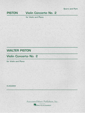 Product Cover for Concerto No. 2 (1960)