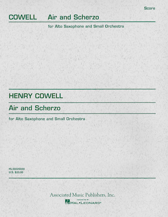 Product Cover for Air and Scherzo