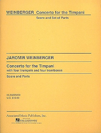 Product Cover for Concerto for the Timpani