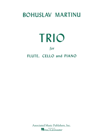 Product Cover for Trio in C Major