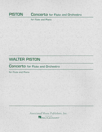 Product Cover for Concerto for Flute and Orchestra