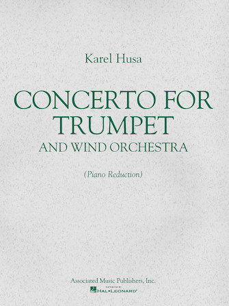 Product Cover for Concerto for Trumpet and Wind Orchestra