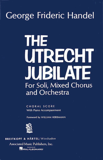 Product Cover for Utrecht Jubilate
