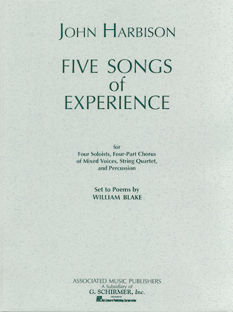 Product Cover for Five Songs of Experience