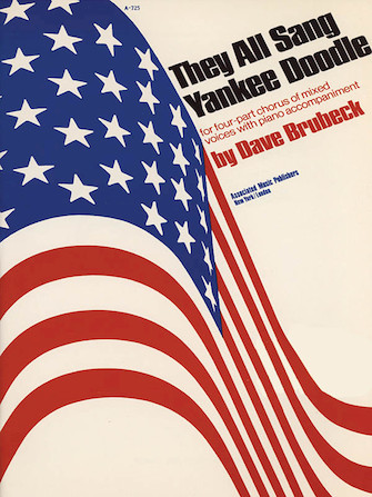 Product Cover for They All Sang Yankee Doodle