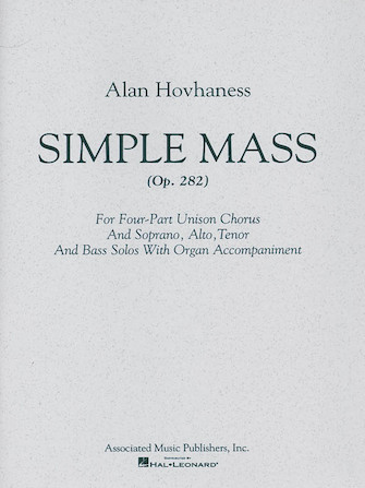 Product Cover for Simple Mass
