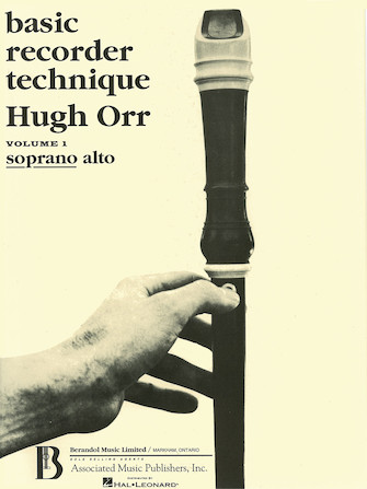Basic Recorder Technique Volume 1