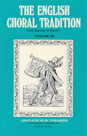 Product Cover for English Choral Tradition Vol3 From Taverner To Purcell