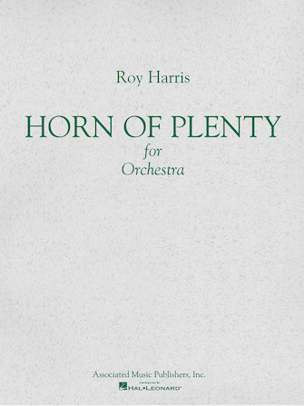 Product Cover for Horn of Plenty (1964)