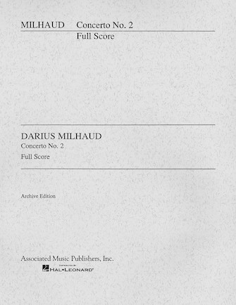 Product Cover for Concerto No. 2