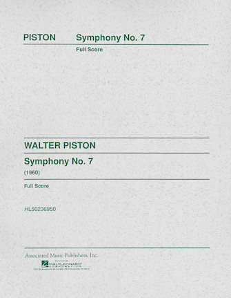 Product Cover for Symphony No. 7 (1960)
