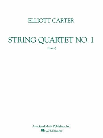 Product Cover for String Quartet No. 1 (1951)