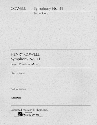 Product Cover for Symphony No. 11 (7 Rituals of Music)