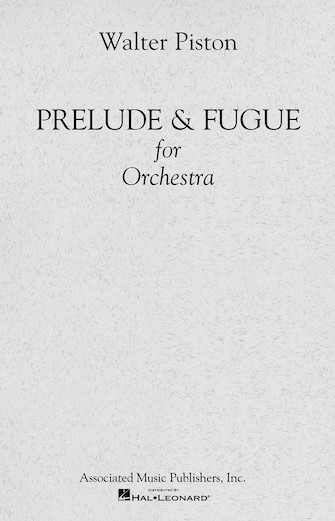 Product Cover for Prelude and Fugue for Orchestra