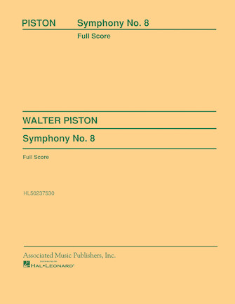 Product Cover for Symphony No. 8 (1965)