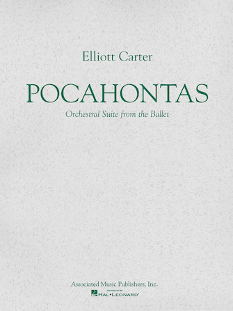 Product Cover for Pocahontas (Ballet Suite)