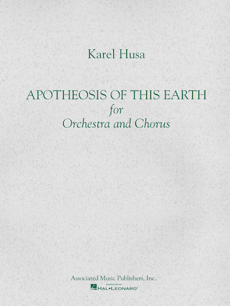 Product Cover for Apotheosis of This Earth