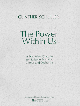 Product Cover for The Power Within Us