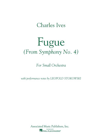 Product Cover for Fugue (from Symphony No. 4)