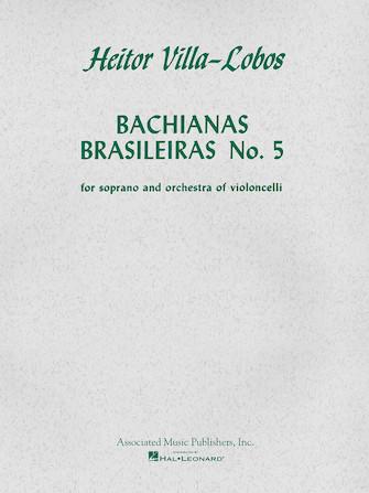 Product Cover for Bachianas Brasileiras No. 5