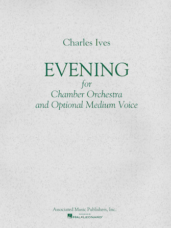 Product Cover for Evening