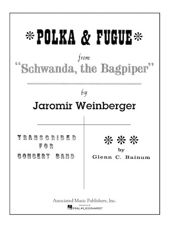 """Product Cover for Polka and Fugue from """"Schwanda, the Bagpiper"""""""