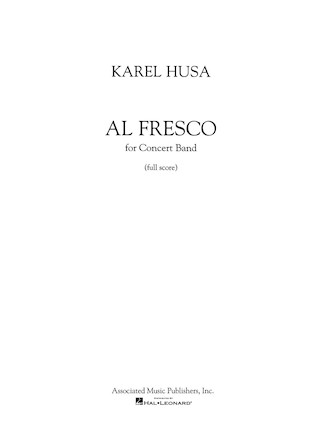 Product Cover for Al Fresco