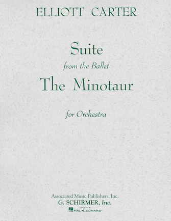 Product Cover for The Minotaur (Ballet Suite)