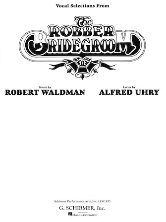 Product Cover for Robber Bridegroom