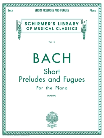 Product Cover for Short Preludes and Fugues