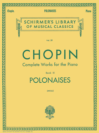 Product Cover for Polonaises