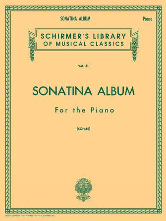 Product Cover for Sonatina Album