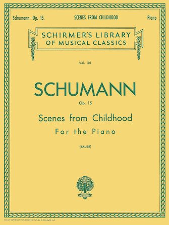 Product Cover for Scenes from Childhood, Op. 15 (Kinderszenen)