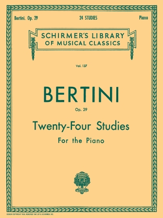 Product Cover for 24 Studies, Op. 29
