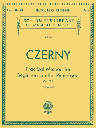 Product Cover for Practical Method for Beginners, Op. 599