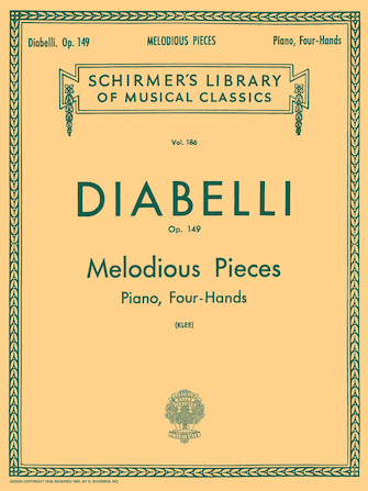 Product Cover for 28 Melodious Pieces on 5 Notes, Op. 149