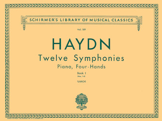Product Cover for 12 Symphonies, Book 1