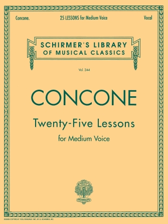 Product Cover for 25 Lessons, Op. 10