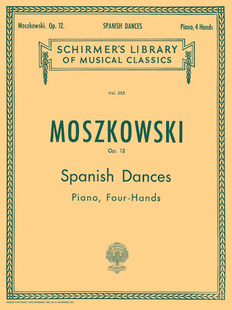 Product Cover for 5 Spanish Dances, Op. 12