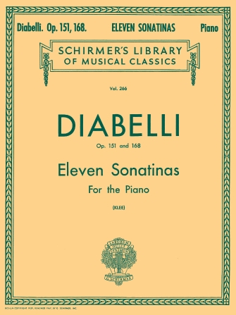 Product Cover for 11 Sonatinas, Op. 151 and 168