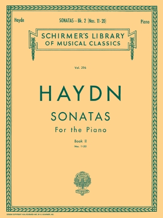 Product Cover for 20 Sonatas – Book 2