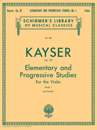Product Cover for 36 Elementary & Progressive Studies, Op. 20 – Book 1