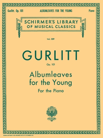 Product Cover for Albumleaves for the Young, Op. 101