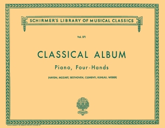 Product Cover for Classical Album: 12 original pieces