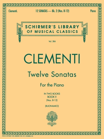 Product Cover for 12 Sonatas – Book 2