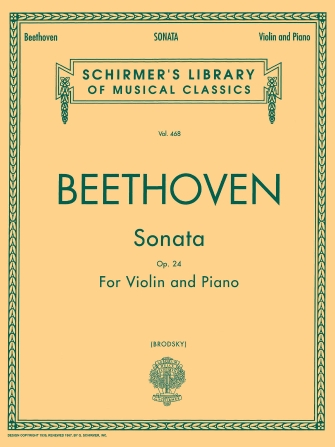 Product Cover for Sonata in F Major, Op. 24
