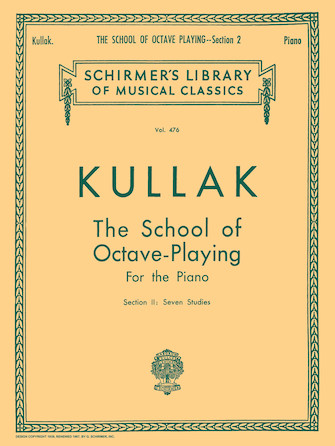 Product Cover for School of Octave Playing, Op. 48 – Book 2