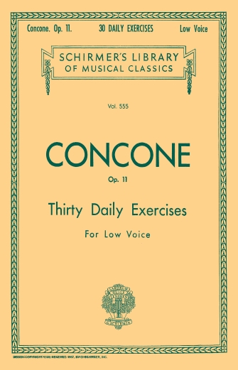Product Cover for 30 Daily Exercises, Op. 11