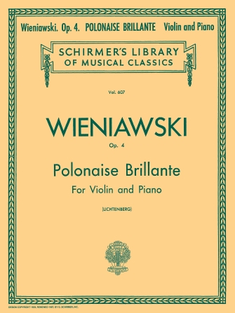 Product Cover for Polonaise Brillante, Op. 4